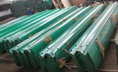 Hot Dipped Galvanized High Way Guardrail